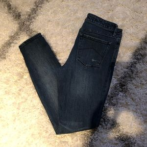 Armani Exchange Skinny/Jambee Etroit Jeans